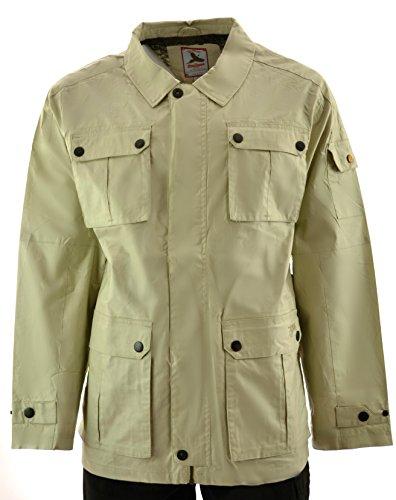 Beretta Mens Waxed Cotton Field Jacket