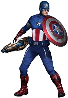 Hot Toys - The Avengers Movie Masterpiece Action Figure 1/6 Captain America