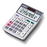 カシオ グリーン購入法適合電卓 12桁 時間・税計算 ミニジャストタイプ MW-12GT-N