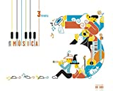 Música 3º Primaria: (Libro + cuaderno) (Sueña música)