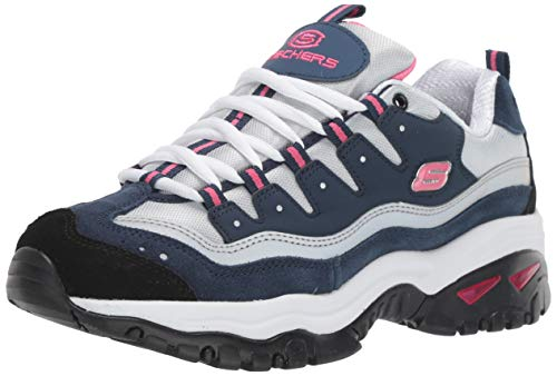 Skechers Energy-Wave LINXE Sneaker, NVHP, 11 M US