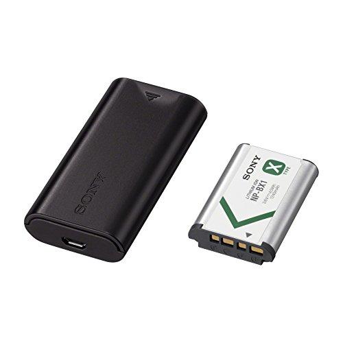 Sony ACCTRDCX Travel DC Charger Kit (Black)