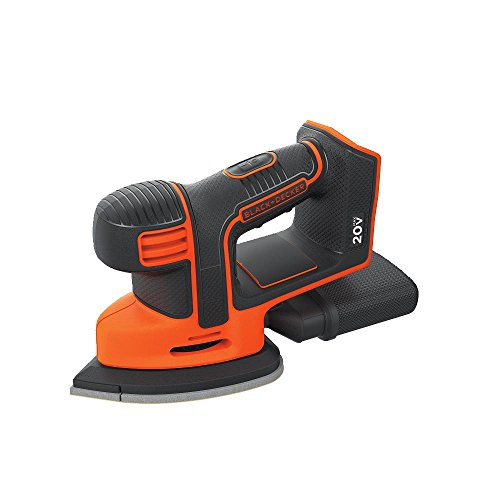 BLACK+DECKER 20V MAX Mouse Sander, …