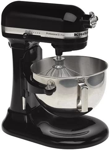 high quality Factory-Reconditioned KitchenAid RKG25H0XBK wholesale Professional HD discount Series 5-Quart Stand Mixer, Imperial Black outlet sale