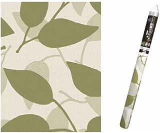 完全不会错位! 防滑垫子 90cm×130cm 绿色 INBS-501
