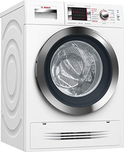 Lavadora secadora Serie 6, modelo WVH28471EP de Bosch