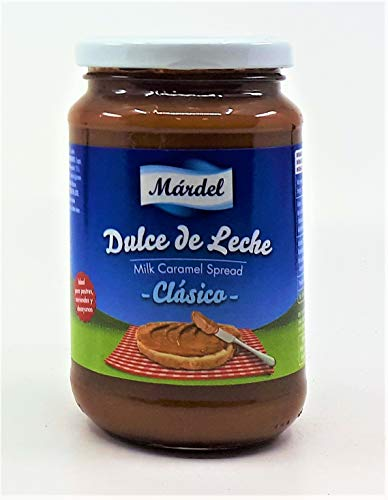 Mardel Dulce De Leche Clásico - Milchkaramellcreme, 1er Pack (1 x 450 g)