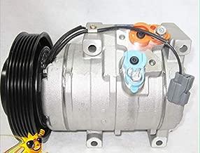 GOWE AC A/C Aircon Air Conditioning Compressor Cooling Pump for Acura TL V6 3.2L 3.5 MDX 3.5L 447220-4872 38810RDAA01 38810-RAC-A01