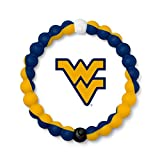 Game Day Collegiate Bracelet, West Virginia University, Small