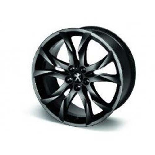 Peugeot–Llantas Aleación Peugeot Sortilege 19mate Black Onyx