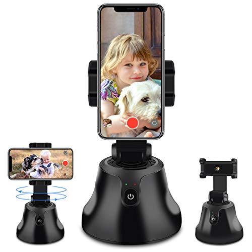 Smart Portable Selfie Stick,360°Ro…