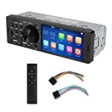 Ladieshow 4inch Coche Bluetooth MP5 HD Pantalla táctil Estéreo Radio FM Reproductor de música 12V para el Sistema Win-CE