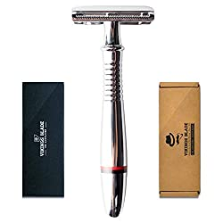 VIKINGS BLADE The Godfather Safety Razor -How to relieve razor bumps- Our favorite razors
