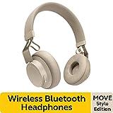 Jabra Move Style Edition, Beige – Wireless Bluetooth Headphones...
