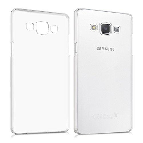 REY Funda Carcasa Gel Transparente para Samsung Galaxy A5 Ultra Fina 0,33mm,...