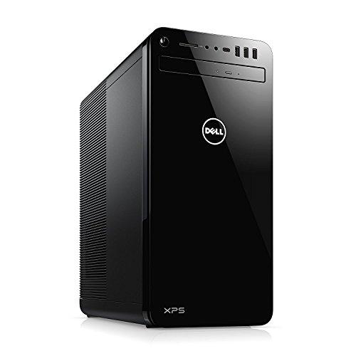 Dell デスクトップパソコン XPSタワー Core i7プレミアムモデル 18Q46/Windows10/16GB/256GB SSD+2TB HDD/GTX1050Ti
