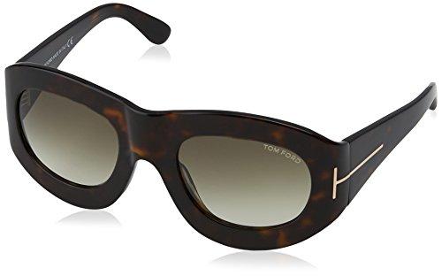 Tom Ford Gafas de Sol Mila (53 mm) Havana