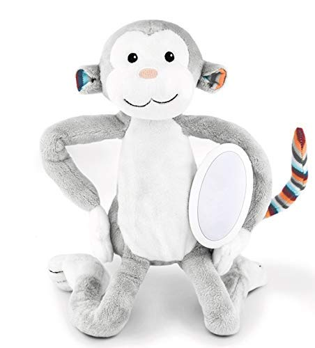 Zazu-Plüschtier Max The Monkey, Nachtlicht