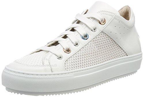 Marc Cain Damen JB SH.21 L65 Sneaker, Weiß (White), 37 EU