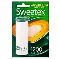 [Sweetex] Sweetex 1200錠パック - Sweetex 1200 Tablet Pack [並行輸入品]