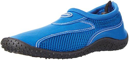 Fashy Cubagua Aqua-Schuh 7588 53 Herren Dusch- & Badeschuhe, Blau (blau-schwarz 53), EU 42