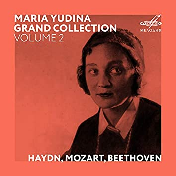 Maria Yudina. Grand Collection. Volume 2