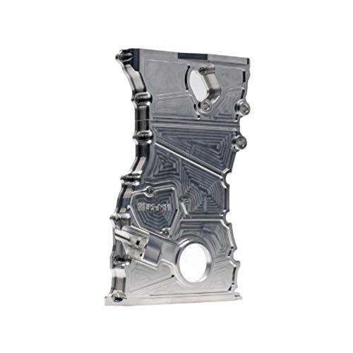 Skunk2 681-05-4211 Raw Timing Chain Cover for Honda K24 Engines