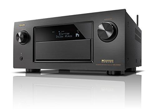 Denon AVR-X7200WA 9.2 Channel Full 4K Ultra HD AV Receiver with Bluetooth and Wi-Fi