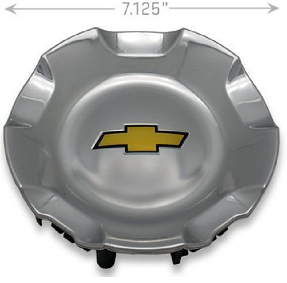 REPLACEMENT PART:ONE 07-13 CHEVROLET SILVERADO TAHOE AVALANCHE SUBURBAN WHEEL HUB CENTER CAP