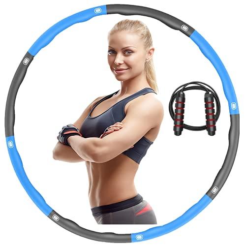 iAmotus Hula Hoop Fitness, Professionale Hula Hoop per Adulti per Dimagrire Design...