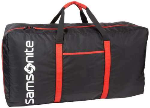 Samsonite Tote-A-Ton 32.5-Inch Duffel Bag, Black, Single
