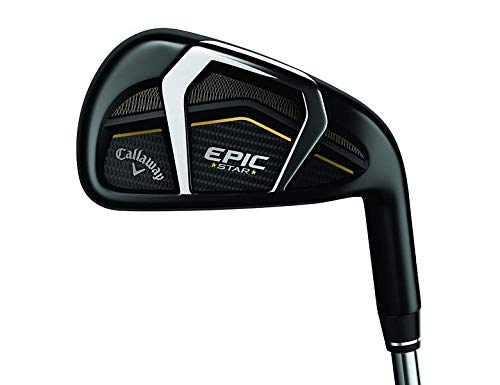Cheapest Prices! Callaway Epic Star Single Iron 8 Iron Mitsubishi Grand Bassara i55 Graphite Regular...