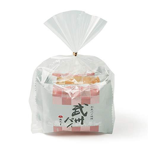 梅林堂 武州パイ3個入《お菓子 和菓子 洋菓子 スイーツ 自家製パイ 和風 焼き菓子 埼玉 土産 プチギフト 個包装 濃厚 フレッシュバター》