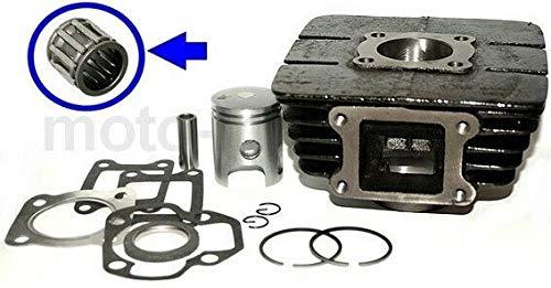 UNTIMERO 50 CCM Zylinder KIT KOLBEN Nadel Lager für Yamaha DT50 DT RD 50 ST M X S DT50M Zylinderkit Zylinderkit Zylinderkit