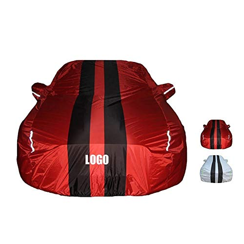 HWHCZ Car Cover,Compatible with car Cover Lexus RX,The Best Choice for Hatchback/Sedan/Convertible/SUV,All-Weather Protection (Color : A, Size : 2020 450hL 6-seat)
