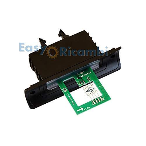 Sensore flusso aria debimetro stufa a pellet MCZ originale CEZA FKCCZ016P2 con cavo flat 10 poli