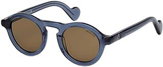 Sunglasses Moncler ML 0042 92J blue/other / roviex