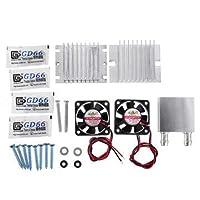 ZOYOSIDIY半導体冷蔵庫ラジエーター冷却装置キット水冷システム-2