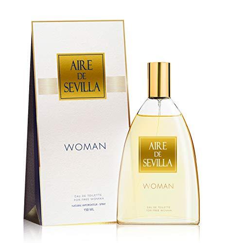 Aire de Sevilla Perfume de Mujer Woman, Floral, 150 Ml