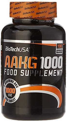 BioTech USA IAF00002938 AAKG 1000, 100 Tavolette