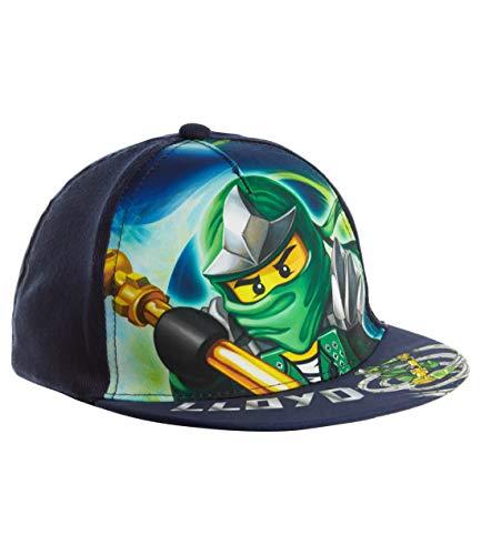 LEGO Ninjago Jungen Cap Marine blau 52