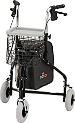 NOVA Traveler 3 Wheel Rollator