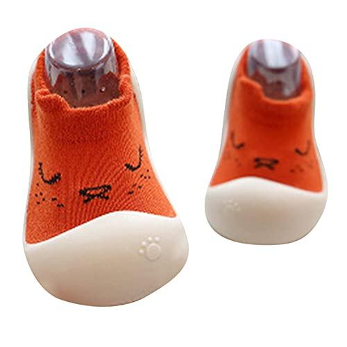 Cartoon Kleiner Bär Socken Schuhe Baby Bodensocken Mädchen Junge Krabbelschuhe Weicher Boden Lauflernschuhe Atmungsaktiv Babyschuhe Indoor Kleinkind Schuhe Baby Kinder Schuhe