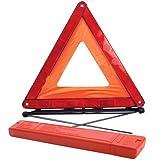 Guilty Gadgets  Large d'avertissement de Voiture Triangle réfléchissant Route d'urgence Panne Safety Hazard