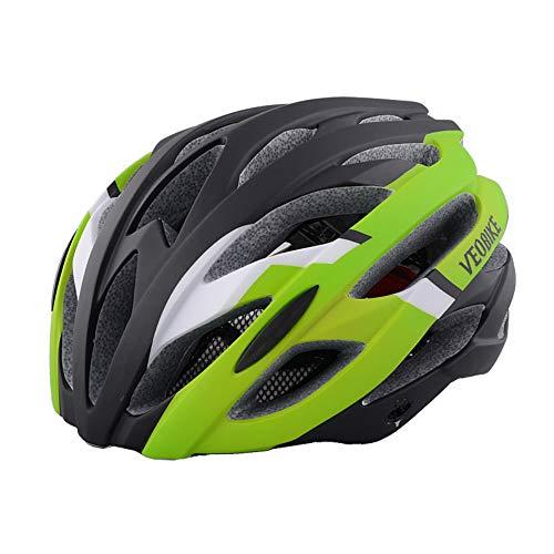 CXL Casco de Montar en Bicicleta Bicicleta de montaña de una Pieza para Hombres y Mujeres adecuados para Casco con Sombrero extraíble