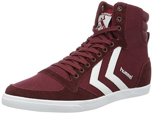 hummel Unisex Erwachsene Slimmer Stadil HIGH Sneaker