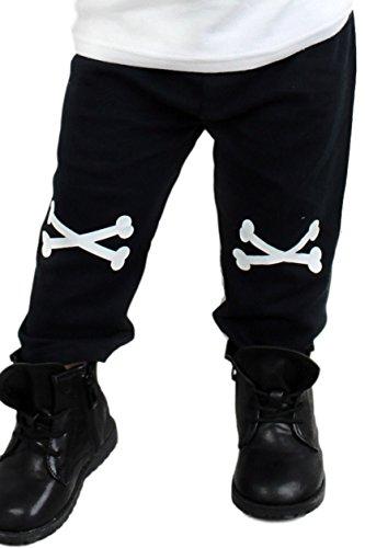 Baby MOO'S - Pantalones de moda para niños o niñas, ropa alternativa para niños, regalo para bebés o niños