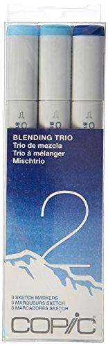 Copic Sketch 3-teiliges Set – Blending Trio 2