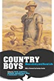 Country Boys: Masculinity and Rural Life (Rural Studies)