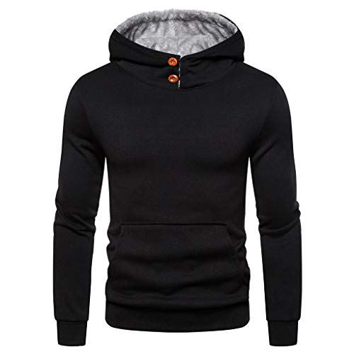 Battnot - Volleyball Pullover & Sweatshirts für Herren in Schwarz, Größe M
